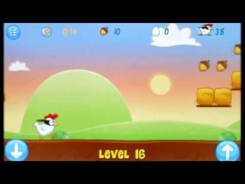 Video of Ninja Chicken