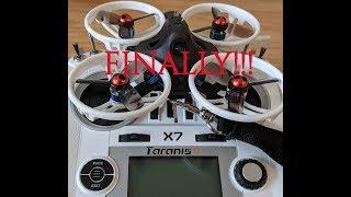 LDARC ET115 V2 - Consumer Grade FPV Quad to BUY!!!