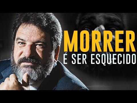 MORRER É SER ESQUECIDO   Deixe a sua marca   MÁRIO SÉRGIO CORTELLA.
