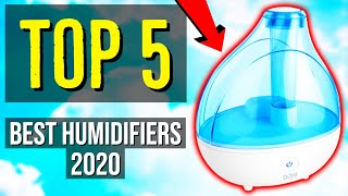 ✅ TOP 5: Best Humidifier 2020