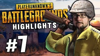 PUBG Highlights #7 - Slug Warfare