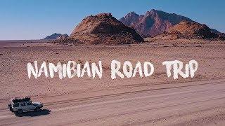 Namibian Road Trip: DJI Mavic Pro