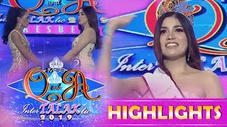 It's Showtime Miss Q and A: Anne Patricia Lorenzo enters the semi-finals | Resbek Day 1