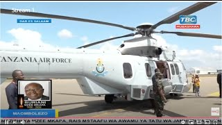LIVE: President Benjamin Mkapa's farewell