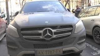 В ніч на 20 березня в трьох районах Харкова згоріло сім автомобілів