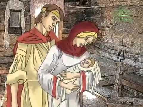 Преподобные Кирилл и Мария, родители преподобного Сергия Радонежского