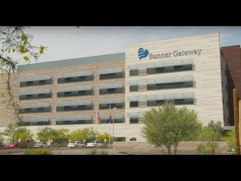 This is Banner Gateway Medical Center