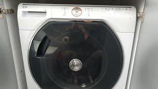 La mia lavatrici Hoover AXI❤