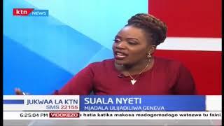 SUALA NYETI: Ulinzi wa wanyama nchini Kenya - [Part 1] - | JUKWAA LA KTN