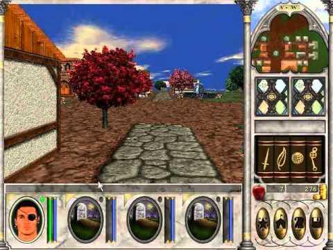 Герои меча и магии 5 развитие замков