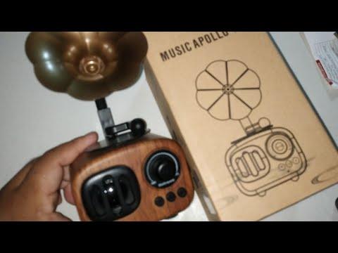 Music Apollo B7 vezeték nélküli hanszóró - 8500 Ft - (meghosszabbítva: 2678427638) - Vatera.hu Kép