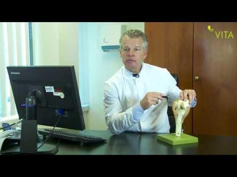 Wundes Bein nach Rückenverletzung