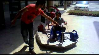 preview picture of video 'Final Year Project Mechanical Engineering  - Hovercraft - The University of Lahore'