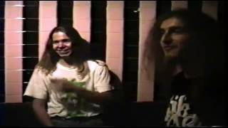 Disharmonic Orchestra - Interview & Live in 1990