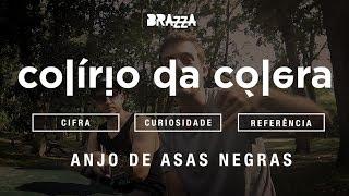 Anjo De Asas Negras (Cifra, Referência E Curiosidade)   Fabio Brazza E Rapha Braga