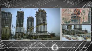 Al Habtoor City: Final Construction Time-lapse (2012 - 2019)