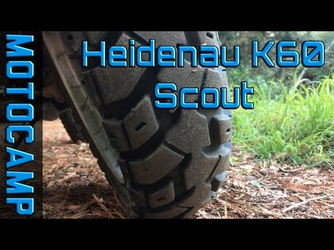 Best All-Around Adventure Bike Tires: Heidenau K60 Scout Review
