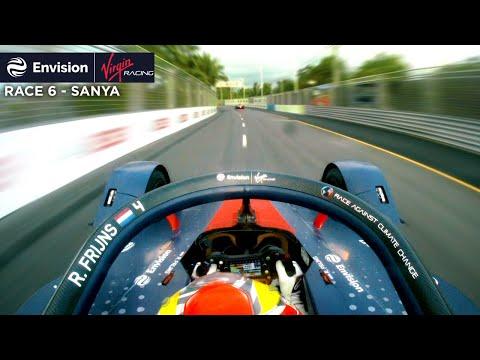 SEASON 5 RECAP: Sanya Formula E Onboard Lap! (Pure Sound)