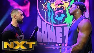 Finn Bálor confronts The Velveteen Dream: WWE NXT, April 15, 2020