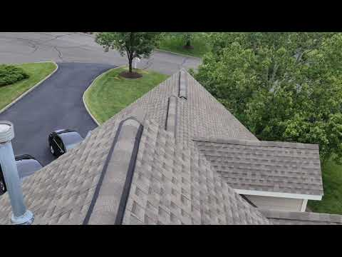 Keeping the Bats Out with Ridge-Guard® in Bridgewater, NJ