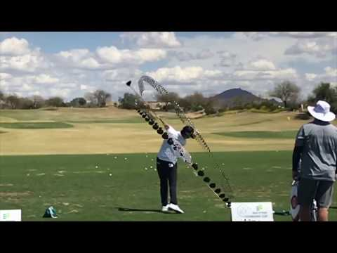 김효주 부드러운 골프 스윙 | LPGA Hyo Joo Kim Golf Swing Slowmotion