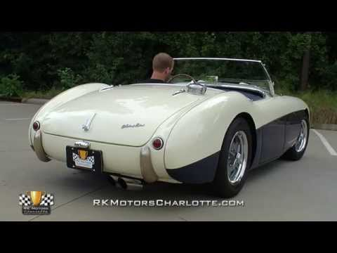 1953 Austin-Healey 100 Quick Look