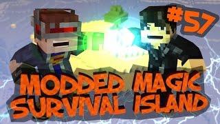 Survival Island Modded Magic - Ars Magica! Part 57