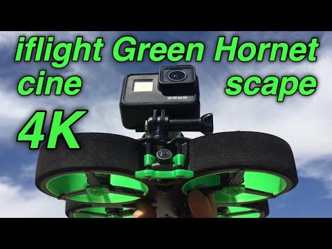 iflight Green Hornet FPV cinescape