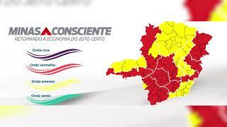 Minas Gerais não vai receber essa semana todas as doses de Coronavac para aplicação de dose de reforço em atraso
