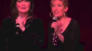 """Ann Hampton Callaway and Liz Callaway """"The-Back-Seat-Of-The-Car Medley from """"BOOM"""""""