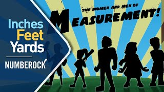 Inches, Feet And Yards Song ⋆ Measurement For Kids