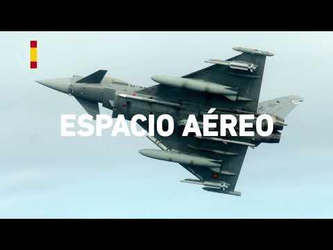 Más de 2.000 militares participan en un ejercicio de defensa aérea en Canarias. Vídeo: EMAD
