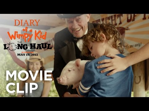 New Movie Clip for Diary of a Wimpy Kid: The Long Haul