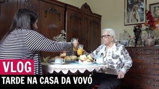 VLOG - TOUR NA CASA DA VOVÓ DE 97 ANOS