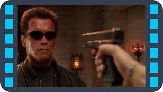 Выстрел в голову Т-850 — «Терминатор 3: Восстание машин» (2003) HD