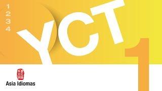 YCT 1 Vocabulario. Lección 4