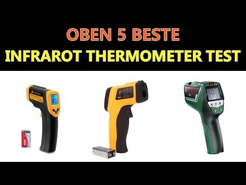 Beste Infrarot Thermometer Test 2019