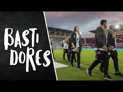 Bastidores do primeiro jogo da temporada - Corinthians 1 (5) x (4) 1 PSV - Florida Cup