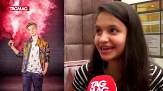 Had Katarina (The Voice Kids) een oogje op een van de jongens? :D