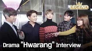 """Drama """"Hwarang"""" Interview [Entertainment Weekly / 2016.12.05]"""