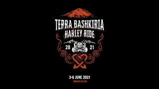 Terra Bashkiria Harley Ride 2021 (короткая версия)