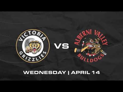 Grizzlies VS Bulldogs | April 14th | HIGHLIGHTS