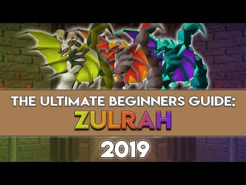 2019 Zulrah Guide: Everything You Need to Know - AsukaYen OSRS