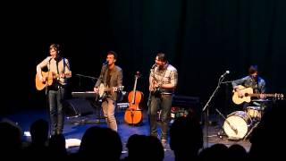 The Futureheads - Hard to Bear (The MAC, Belfast 06/09/12)