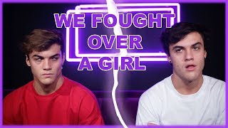 We Fought Over A Girl...