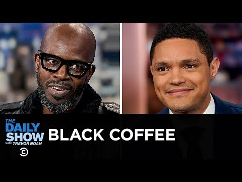 "Black Coffee - Aspiring to Create Authentic South African Music and ""Lalala"" 