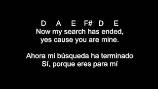 Stryper - My Love I'll always show. Acorde y subtítulos en Español