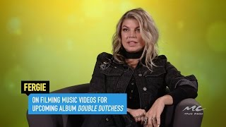 Fergie Has Already Filmed Music Videos for 'Double Dutchess'