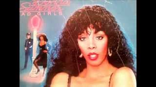 "DONNA SUMMER, ""Bad Girls"". 1979. vinyl full track double lp ""Bad Girls"""