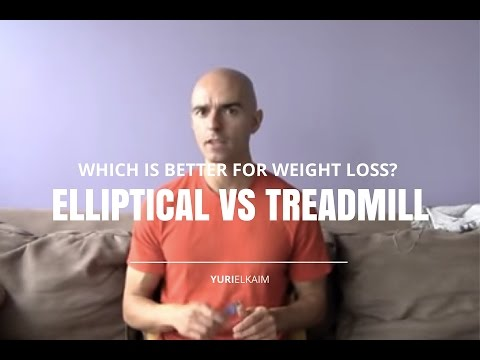 Which Is Better For Weight Loss - Treadmill Or Elliptical? Mp3
